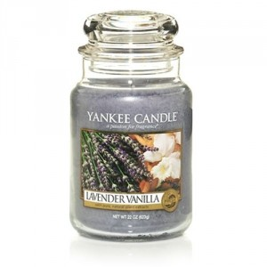 Yankee Candle 22-Ounce Jar Scented Candle,