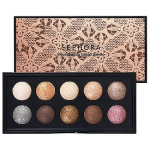 SEPHORA COLLECTION Moonshadow Baked Palette – In The Nude