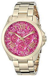 Fossil Women's Cecile Analog Display