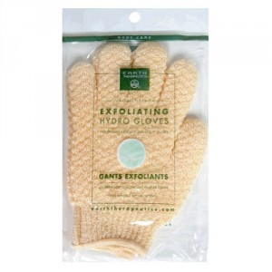 Exfoliating Hydro Gloves-Natural Earth Therapeutics