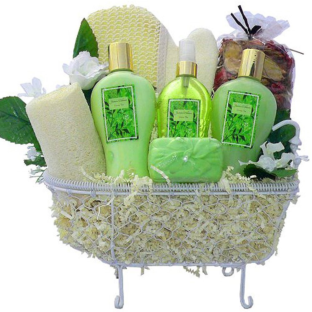 Art of Appreciation Gift Baskets Essence of Jasmine Bathtub Spa