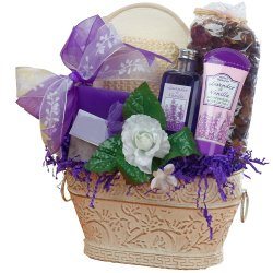 Art of Appreciation Gift Baskets Lavender Renewal